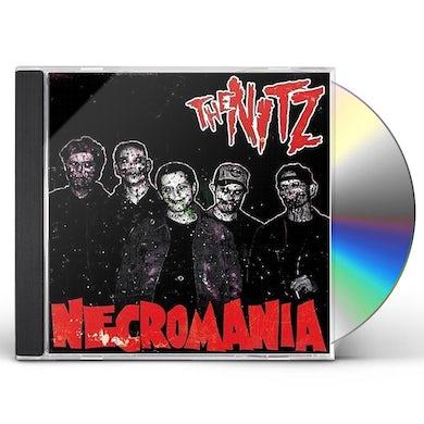 Nitz NECROMANIA CD