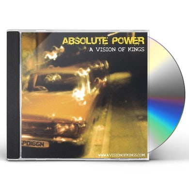 Absolute Power VISION OF KINGS CD