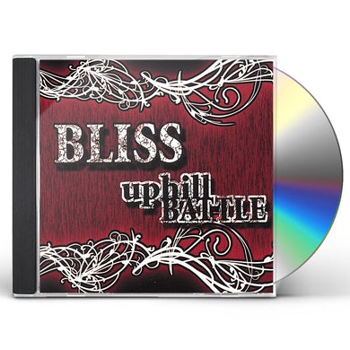 Bliss UPHILL BATTLE CD