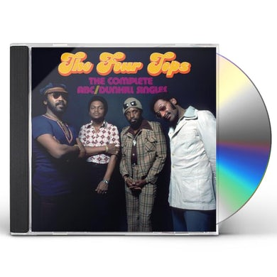 Four Tops COMPLETE ABC / DUNHILL SINGLES CD