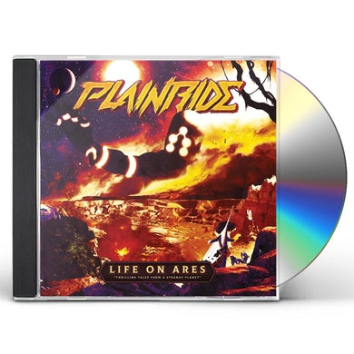 Plainride LIFE ON ARES CD