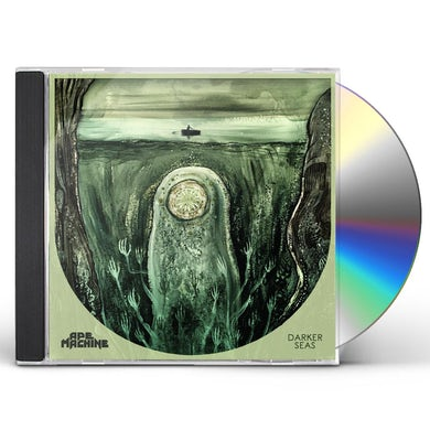 Ape Machine DARKER SEAS CD