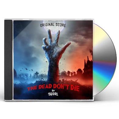 Squrl Dead Don't Die (OST) CD