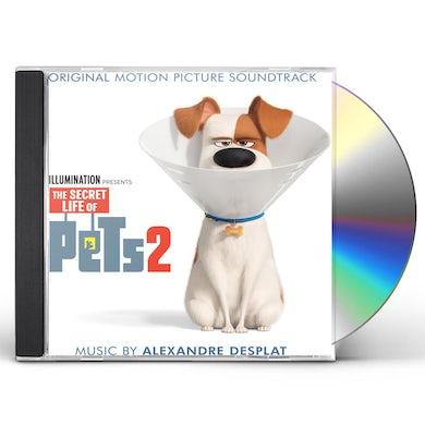 Alexandre Desplat Secret Life Of Pets 2 (OST) CD
