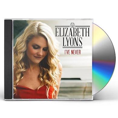 Elizabeth Lyons I'VE NEVER CD