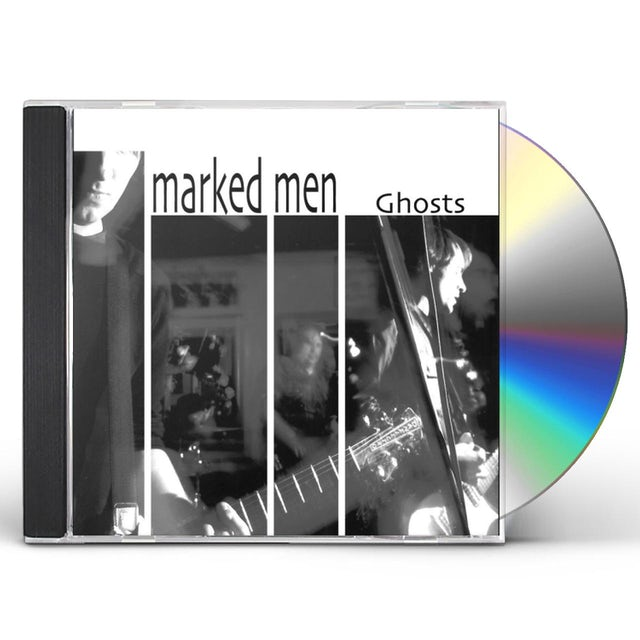 Marked Men GHOSTS CD