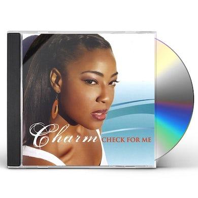 Charm CHECK FOR ME CD