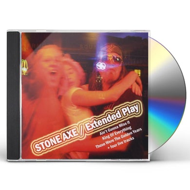 Stone Axe EXTENDED PLAY CD