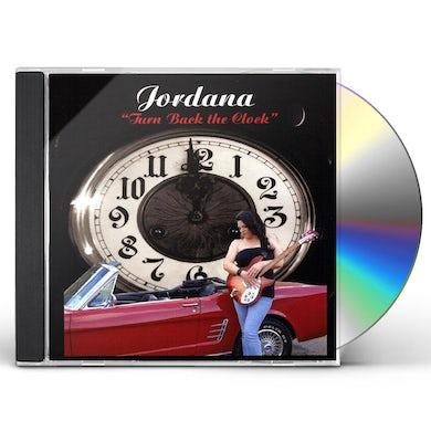 Jordana TURN BACK THE CLOCK CD