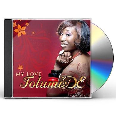 TolumiDE MY LOVE CD
