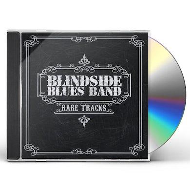 Blindside Blues Band RARE TRACKS CD