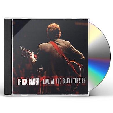 Erick Baker LIVE AT THE BIJOU THEATRE CD