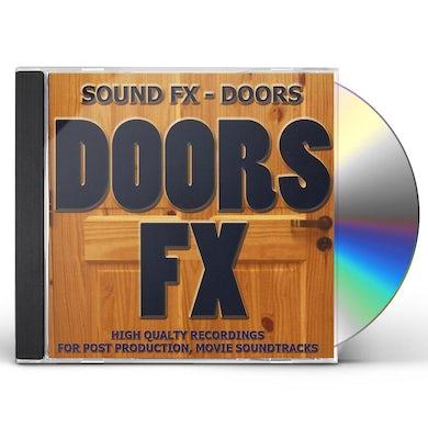 Sound FX SOUND EFFECTS - DOORS CD