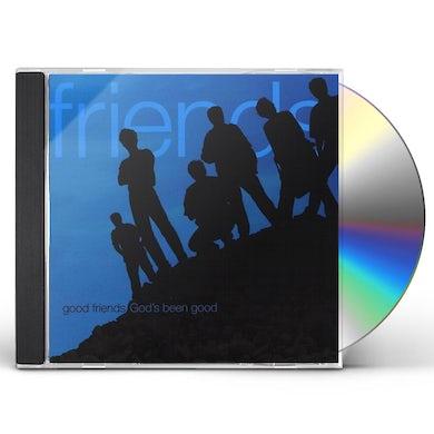 GOD'S BEEN GOOD CD