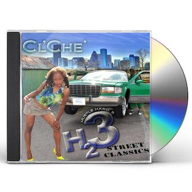 Cl'Che' HUSTLE HARD PART CD