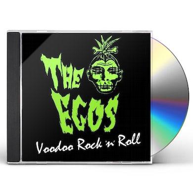 Egos VOODOO ROCK 'N' ROLL CD
