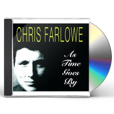 Chris Farlowe  AS TIME GOES BY CD