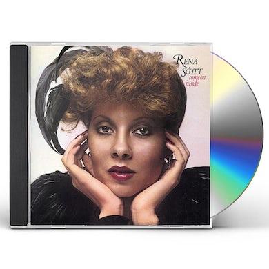 Rena Scott COME ON INSIDE CD