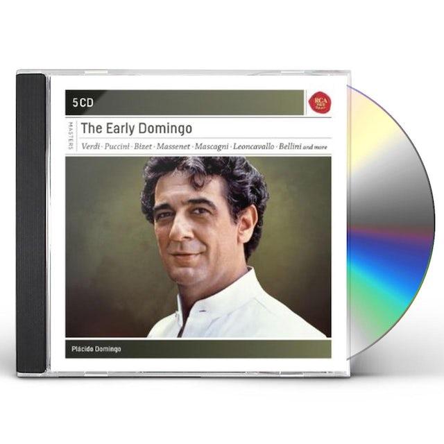 Placido Domingo EARLY DOMINGO CD