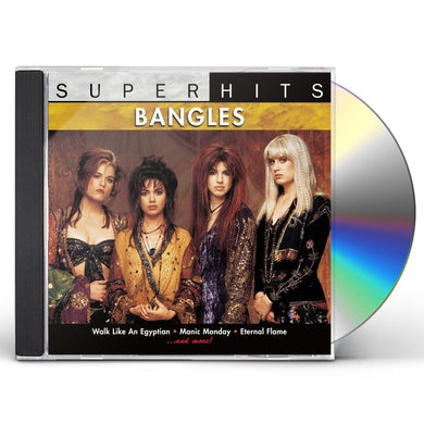 The Bangles SUPER HITS CD