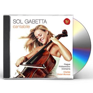 Sol Gabetta CANTABILE CD