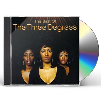 Three Degrees BEST OF CD