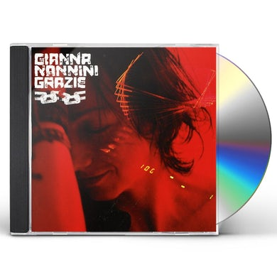 Gianna Nannini GRAZIE CD