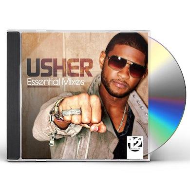 Usher ESSENTIAL MIXES CD