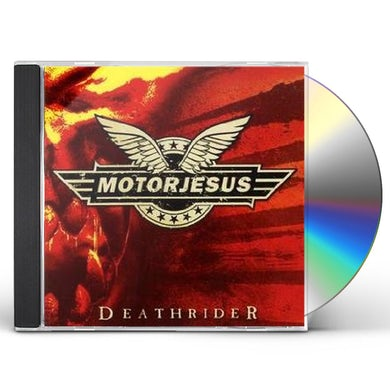 Motorjesus DEATHRIDER CD