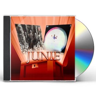 BREAD ALONE / JUNIE 5 CD