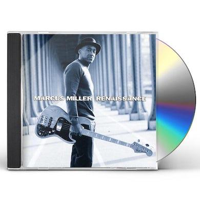 Marcus Miller RENAISSANCE CD