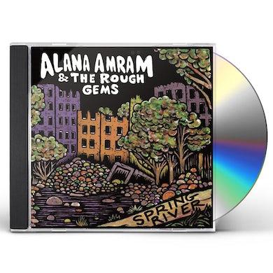 Alana Amram & The Rough Gems SPRING RIVER CD
