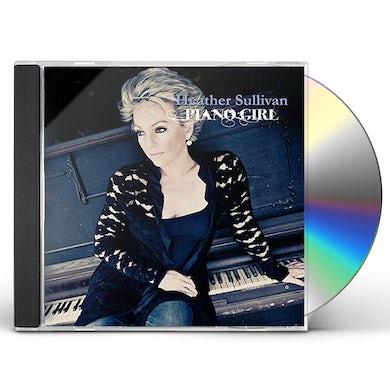 Heather Sullivan PIANO GIRL CD