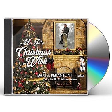 Daniel Perantoni MR P'S CHRISTMAS WISH CD