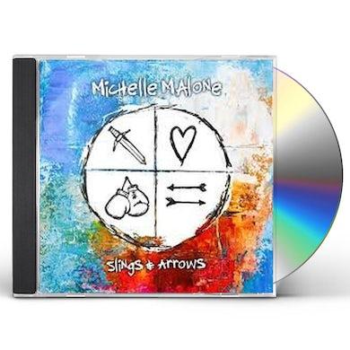 Michelle Malone SLINGS & ARROWS CD