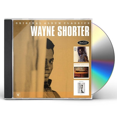 Wayne Shorter ORIGINAL ALBUM CLASSICS CD
