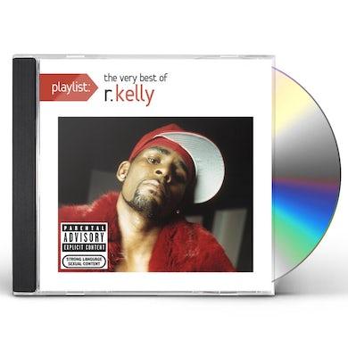 R. Kelly PLAYLIST: VERY BE CD