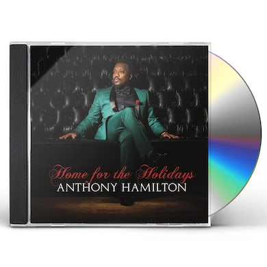 Anthony Hamilton HOME FOR THE HOLIDAYS CD