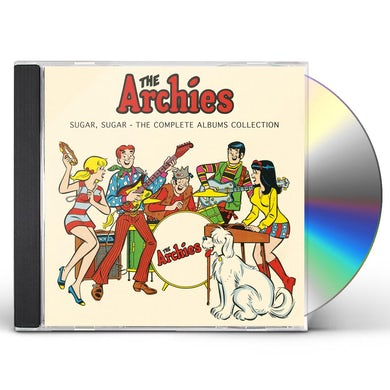 Archies COMPLETE ALBUMS COLLECTION CD