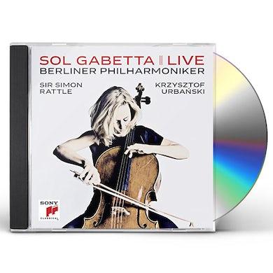 Sol Gabetta LIVE CD