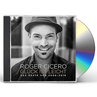 Roger Cicero GLUCK IST LEICHT: DAS BESTE VON 2006 CD