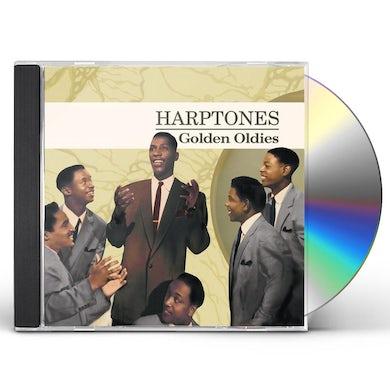 Harptones GOLDEN OLDIES CD