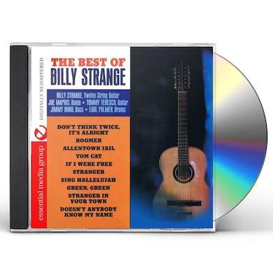 BEST OF BILLY STRANGE CD