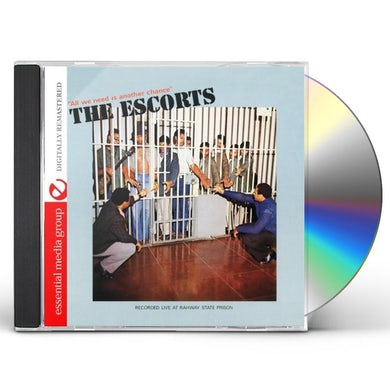 Escorts ALL WE NEED IS ANOTHER CHANCE CD