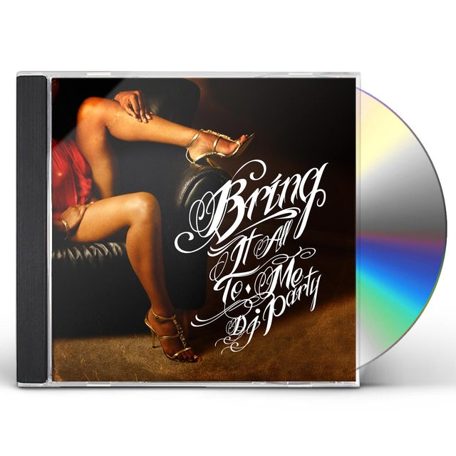 DJ Party BRING IT ALL TO ME CD