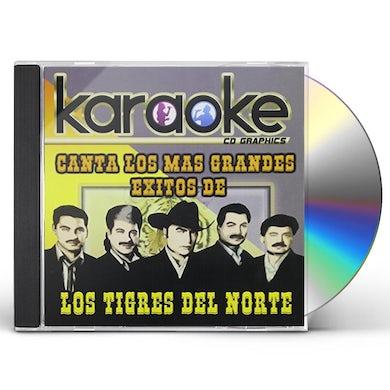KARAOKE: CANTA COMO LOS TIGRES DEL NORTE CD