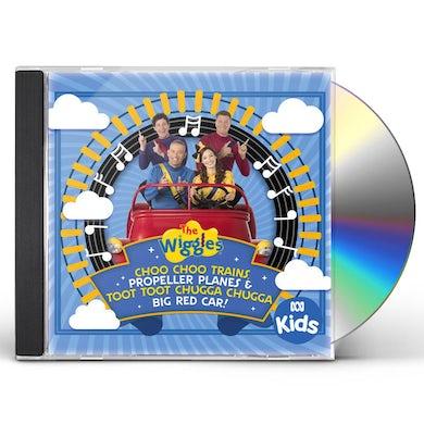 CHOO CHOO TRAINS PROPELLER PLANES & TOOT TOOT CD