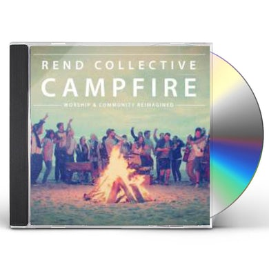 Rend Collective CAMPFIRE CD