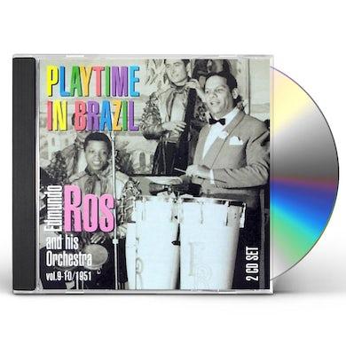 Edmundo Ros PLAYTIME IN BRAZIL CD