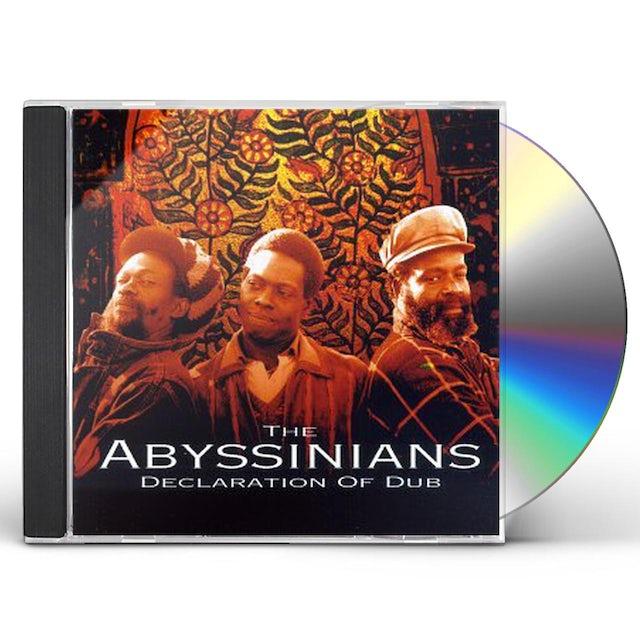Abyssinians DECLARATION OF DUB CD